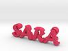 """Sara"" nock depot (Easton G pin) 3d printed"