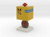 Magbot 3d printed