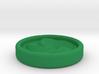 Zelda Ocarina Of Time Forest Medallion Charm 3d printed