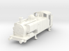 Body for 00 gauge GWR 97xx Condensing Pannier Tank 3d printed