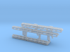 1/64 Green 2720 Replacement Parts ROLLING BASKETS  3d printed