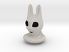 Halloween Character Hollowed Figurine: BunnyGhosty 3d printed