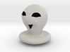 Halloween Character Hollowed Figurine: CuteGhosty 3d printed