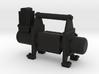 1/10 Scale air compressor / Compresor de aire 3d printed