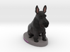 Custom Dog Figurine - Shogun 3d printed