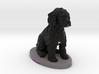 Custom Dog Figurine - Antares 3d printed
