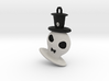 Halloween Hollowed Accessory: Gentleman Ghosty 3d printed
