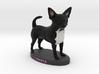 Custom Dog Figurine - Lumpia 3d printed