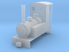 OO9 GVT Lilleshall Quarry Locomotive 0-4-0T for Ts 3d printed