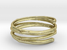 Branch ring(Japan 10,USA 5.5,Britain K) 3d printed