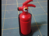 1/10 Fire extinguisher kit / Kit Extintor  3d printed