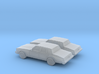 1/160 2X 1977 Cadillac Seville 3d printed