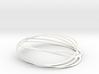 Spiral Style Bracelet 2 3d printed