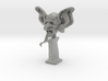 Devil Head  3d printed