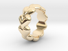 Heart Ring 20 - Italian Size 20 3d printed