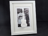 Gibson SG guitar for photo frame 3d printed Sister Rosetta Tharpe with her white Gibson SG