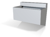 CCG007-TankP-A 3d printed