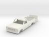 1/64 1970's Chevy K10 Pickup Truck 3d printed