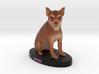Custom Dog Figurine - Mini 3d printed