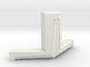 2015071005DWStemenWedgeFlangeFlat1000 3d printed