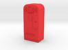 Coke Machine - Qty (1) HO 87:1 Scale 3d printed