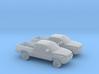 1/160 1994-01 2X Dodge Ram Extendet Cab 3d printed