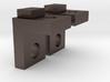 Vandercook Headstop or End Guide 2 Up 3d printed