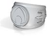 Aquaman Ring 7.5size 3d printed