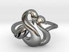 Swan Ring 3d printed