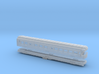 Z Scale Pullman Heavyweight Observation Car 3d printed