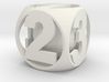 Crazy Dice 3d printed