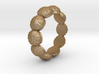 Urchin Ring 1 - US-Size 3 (14.05 mm) 3d printed