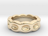 Funny Ring 14 - Italian Size 14 3d printed