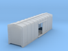 Z Scale B&O Boxcar 3d printed