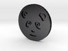 Panda coin 3d printed