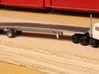 1:160 N Scale MAC 48' Spread Axle Flatbed 3d printed