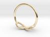 Ring Infinity 3d printed