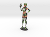 Spacegirl Lana 15cm (6 inch approx) 3d printed