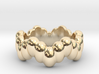 Biological Ring 22 - Italian Size 22 3d printed