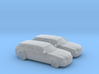 1/160 2X 2010 Chrysler 300C Touring 3d printed