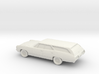 1/87 1967 Chevrolet Impala Station Wagon 3d printed