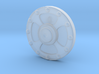 He-man Shield For Minimates V2 - scaled down a bit 3d printed