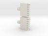 DV - ROTJ Chestbox - Bottom Bracket 3d printed