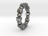 Claudette - Ring - US 9 - 19 mm inside diameter 3d printed