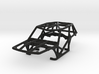Specter v1 1/24th scale rock crawler chassis 3d printed