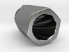 HEX TORQUE Driptip 3d printed