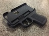 iPhone 6 Gun Case 3d printed Case without phone