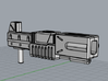 Shotty Cannon 3d printed