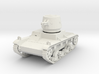 PV79A Vickers Mark E Type B (28mm) 3d printed