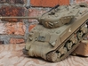 1/16 M4 Sherman Small Hatch Conversion 3d printed Photo shows the hatches on my M50